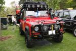 Land Rover - go almost anywhere